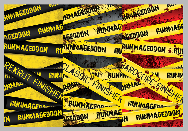 Projekt graficzny buff runmageddon